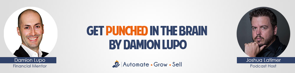 Get Punched in the Brain by Damion Lupo